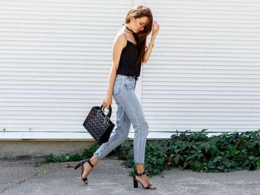 Jeans na balada é posssível, veja 10 looks para te inspirar a usar