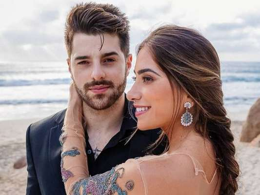 Alok e Romana Novais se mudam temporariamente para hotel de luxo nesta sexta-feira, dia 09 de agosto de 2019
