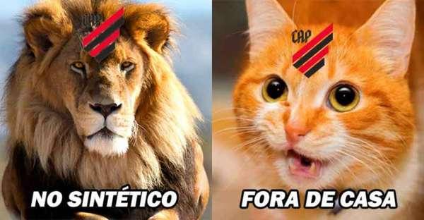 Copa do Brasil: os memes de Grêmio 2 x 0 Athletico Paranaense