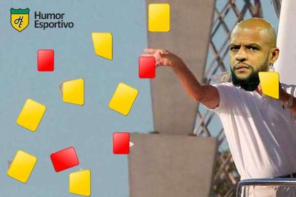 Libertadores: os memes de Grêmio 0 x 1 Palmeiras