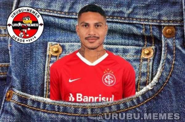 Libertadores: os memes de Flamengo 2 x 0 Internacional