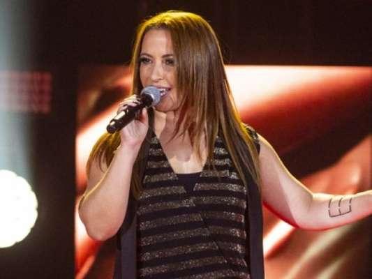 No 'The Voice Brasil', Fabiana é comparada com Joelma pelos internautas