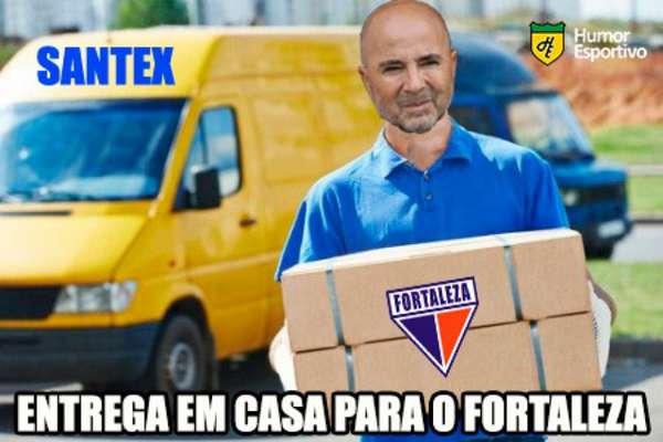 Brasileirão: os memes de Santos 3 x 3 Fortaleza