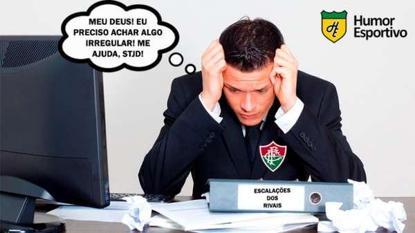 Brasileirão: os memes de Fluminense 0 x 1 Avaí