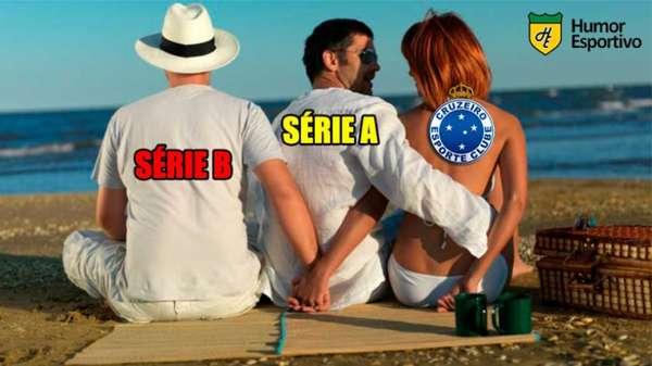 Brasileirão: os memes de Cruzeiro 1 x 4 Grêmio