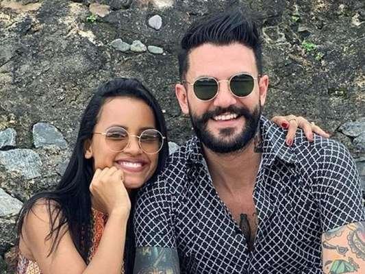 Gleici Damasceno se manifestou após reatar namoro com Wagner Santiago: 'Estamos bem e felizes'