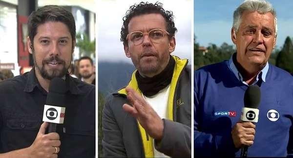 Apresentadores e jornalistas que saíram da Globo em 2019 - A Globo tem passado por diversas mudanças entre os apresentadores e repórteres à frente das câmeras no ano de 2019. Entre demissões, contratos não renovados e aposentadorias, relembre os profissionais que deixaram a emissora neste ano.