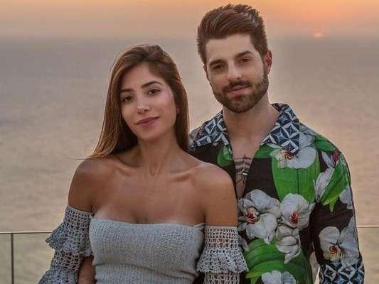 Romana Novais e Alok anunciam nome do primeiro filho: 'Ravi'