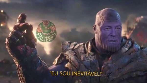 Brasileirão: os memes de Palmeiras 3 x 0 Fluminense