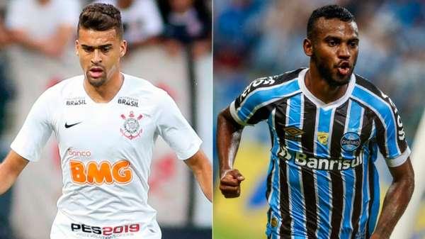 Jogadores de Corinthians e Grêmio não entram mais em campo nesta temporada por conta de lesão no joelho direito e terão que passar por cirurgia. LANCE! traz os atletas lesionados das principais equipes do futebol brasileiro.