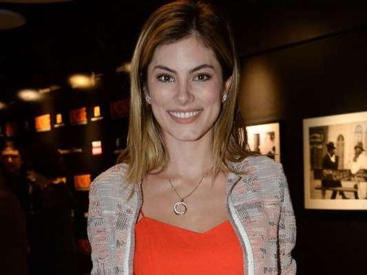 Bruna Hamú retornou à TV após dois anos se dedicando à maternidade