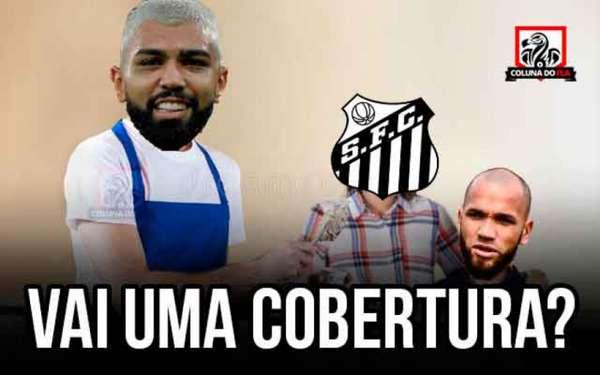 Brasileirão: os memes de Flamengo 1 x 0 Santos