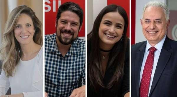 CNN Brasil - Apesar de ainda não ter iniciado suas transmissões, a CNN Brasil já anunciou a contratação de diversos apresentadores e jornalistas. Entre eles, alguns com passagens marcantes pela Globo, como Monalisa Perrone e Evaristo Costa. Confira a seguir alguns nomes que já foram confirmados pelo canal pago.