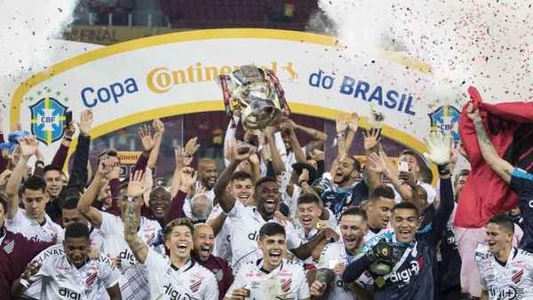 A Copa do Brasil chegou ao fim na noite da última quarta-feira com o título inédito do Athletico Paranaense, que venceu os dois jogos contra o Internacional. A competição distribuiu R$ 278,29 milhões em premiações ao longo das oito fases. O LANCE! mostra quanto os principais clubes do país receberam.