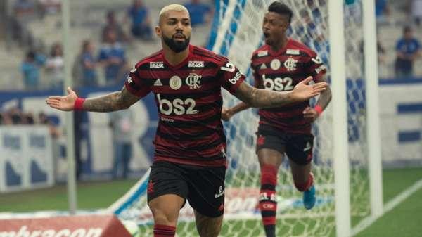 Flamengo iniciou o returno da forma que terminou o turno: com vitória (a sétima seguida no Brasileiro). Neste momento, o time de Jorge Jesus lidera, com três pontos de vantagem. Confira o calendário até o decisivo jogo da volta contra o Grêmio, pelas semifinais da Libertadores.