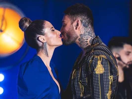Gravidez de noiva de Luccas Lucco, Lorena Carvalho, é revelada por colunista nesta quarta-feira, dia 25 de setembro de 2019