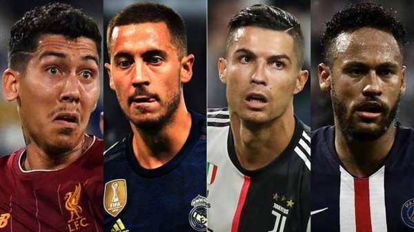 Liverpool, Real Madrid, Juventus e PSG jogam neste final de semana. Confira outros grandes jogos pelo Velho Continente: