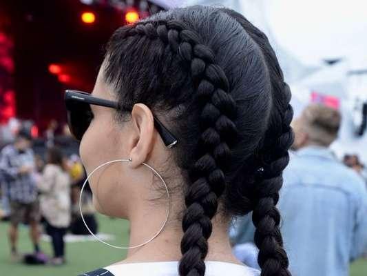 Rock in Rio: inspire-se em 5 penteados queridinhos no street style do festival!