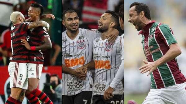 O Brasileirão está no começo do segundo turno, mas as probabilidades já estão tomando conta das equipes brasileiras. O Flamengo está com mais de 60% de chances de título, enquanto Corinthians e Fluminense aumentaram a chance de Liberta e de sair do rebaixamento.