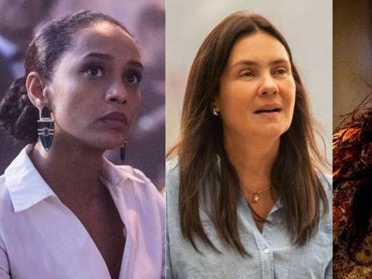 A novela 'Amor de Mãe' contará a história de Vitória (Tais Araújo), Thelma (Adriana Esteves) e Lurdes (Regina Casé)