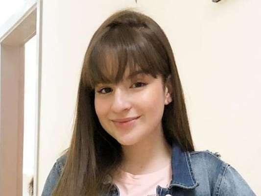 Sophia Valverde foi confundida com Marina Ruy Barbosa em foto por internautas: 'Muito parecida'