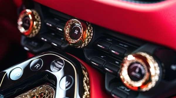 Coleção Centenária DBZ da Aston Martin