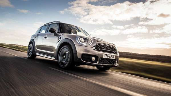 Mini Cooper Countryman 2020