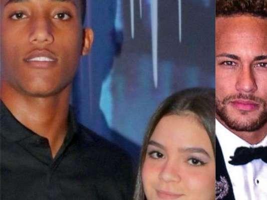 Mel Maia vibrou com comparação dos fãs entre ela e o namorado, João Pedro, em relação a Bruna Marquezine e Neymar: 'Apoiam muito como apoiaram eles'