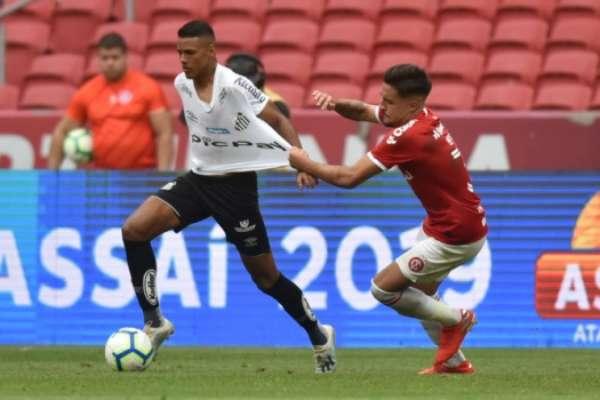 Inter x Santos