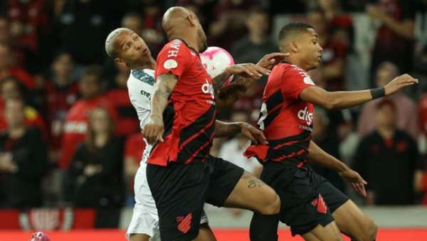 Athletico-PR x Palmeiras