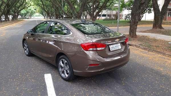 Chevrolet Cruze Premier.
