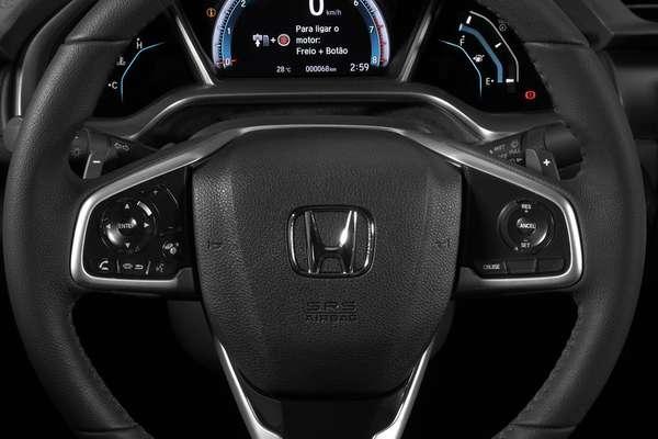 Honda Civic EXL 2020.
