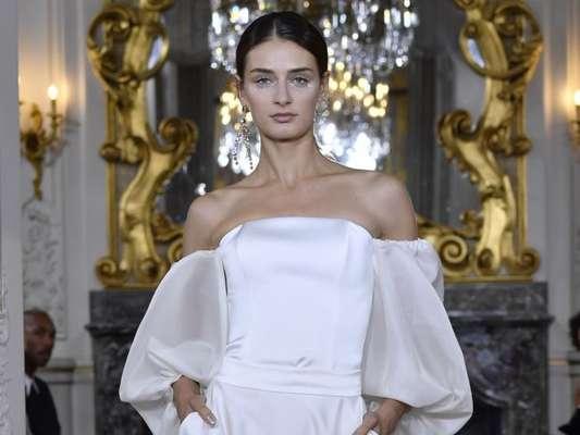 Vestido de noiva: confira 10 looks com as principais tendências da moda para o dia do casamento