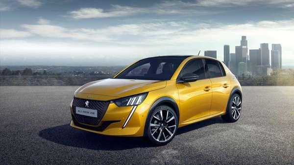 Novo Peugeot 208.