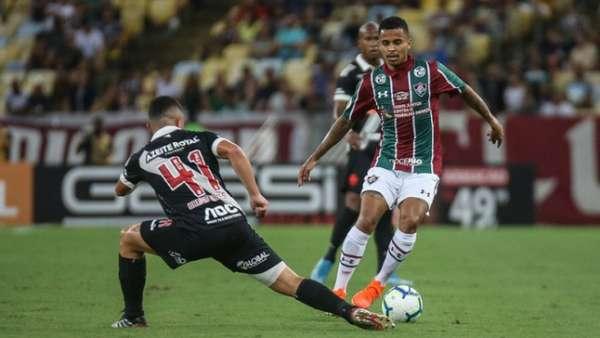 Confira a seguir a galeria especial do LANCE! com as imagens do empate entre Fluminense e Vasco