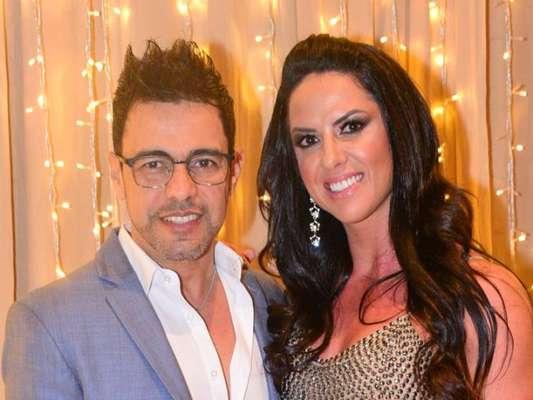 Graciele Lacerda festejou nomeação do noivo, Zezé Di Camargo, como embaixador do turismo no Brasil: 'Muito orgulho'