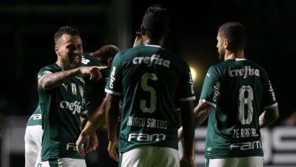 Confira a seguir a galeria especial do LANCE! com as imagens da vitória do Palmeiras sobre o Vasco nesta quarta-feira