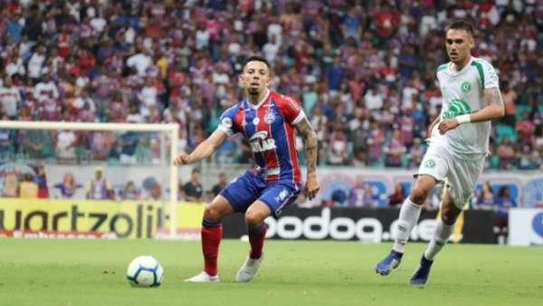 Confira imagens do empate entre Bahia e Chapecoense