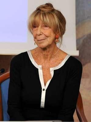 Maria Perego, em foto de arquivo