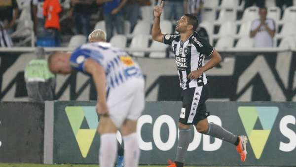 Botafogo x Avai - DIEGO SOUZA
