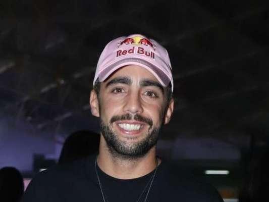 Pedro Scooby sofre grave acidente em Portugal durante campeonato de surfe nesta terça-feira, dia 12 de novembro de 2019