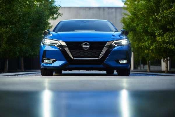 Nissan Sentra 2020.
