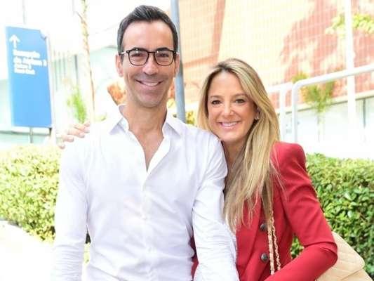 Ticiane Pinheiro completou 2 anos de casada com Cesar Tralli nesta segunda-feira, 2 de dezembro de 2019
