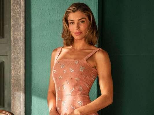 Paloma (Grazi Massafera) sofre tentativa de estupro do ex-marido na novela 'Bom Sucesso'