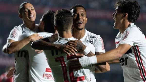 São Paulo vence o Internacional no Morumbi; Veja imagens!