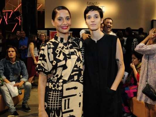 Camila Pitanga viaja com a namorada, Beatriz, para Chapada Diamantina. Foto!