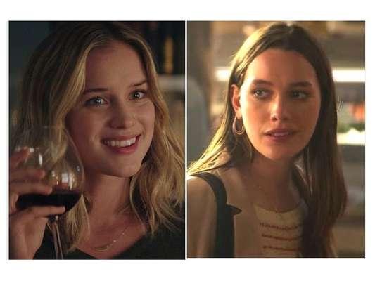 """You"": Beck (Elizabeth Lail) ou Love (Victoria Pedretti), qual protagonista é a sua preferida? Vote abaixo!"