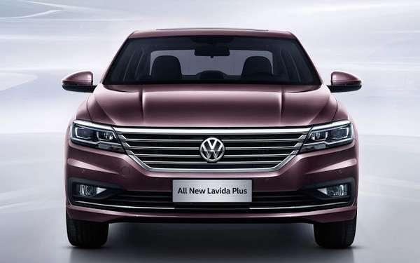 Volkswagen Lavida Plus.