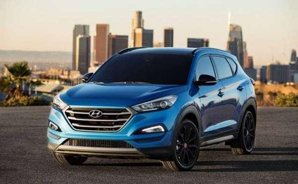 Hyundai New Tucson 2020.