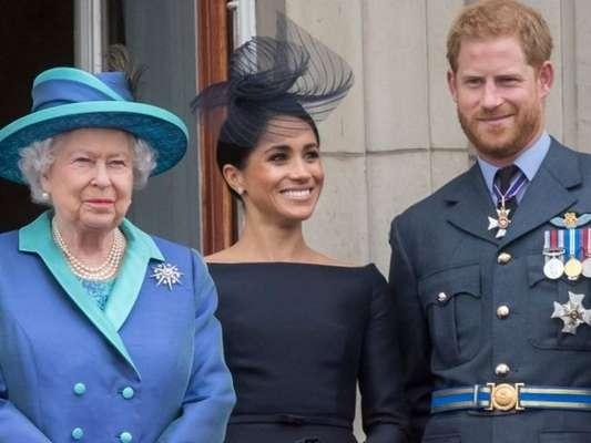Independência de Meghan e Harry ganha aval de rainha após reunião. Veja mais sobre o comunicado divulgado nesta segunda-feira, dia 13 de janeiro de 2020